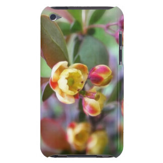 Barberry Flowers Barely There iPod Covers