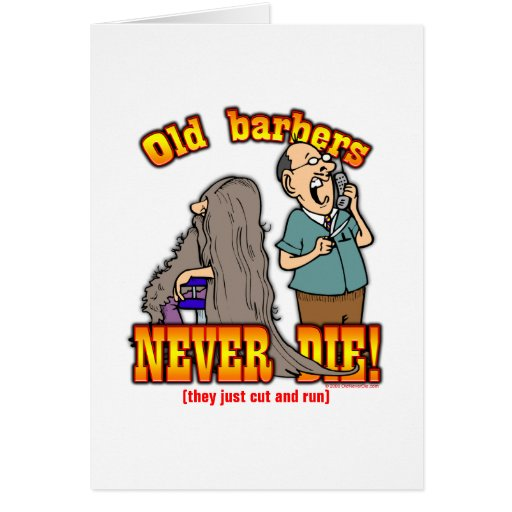 Barbers Cards