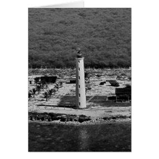 Barbers Point Lighthouse Greeting Card