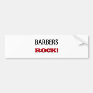 Barbers Rock Bumper Sticker