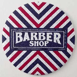 Barbershop 6 Cm Round Badge