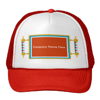 Barbershop Bragging Rights Mesh Hat