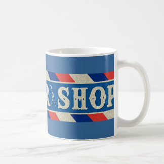 Barbershop Coffee Mug