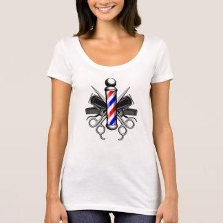 Barbershop Logo T-Shirt