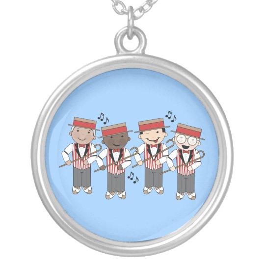 Barbershop Quartet Music Jewellery Gift