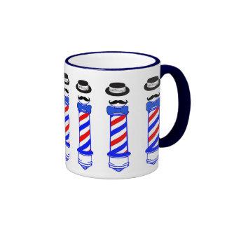 Barbershoppers Ringer Mug