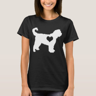 Barbet Heart Dark T-Shirt