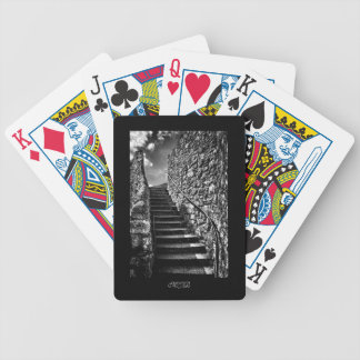 Barbican Steps, Plymouth - Monogram Playing Cards