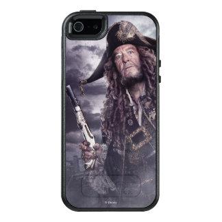 Barbossa - Command Respect OtterBox iPhone 5/5s/SE Case
