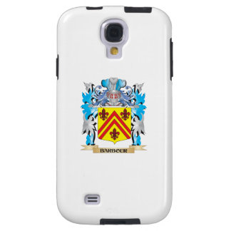 Barbour Coat of Arms Galaxy S4 Case