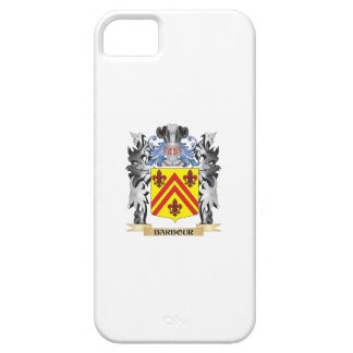 Barbour Coat of Arms - Family Crest iPhone 5 Covers