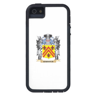 Barbour Coat of Arms - Family Crest iPhone 5 Cover