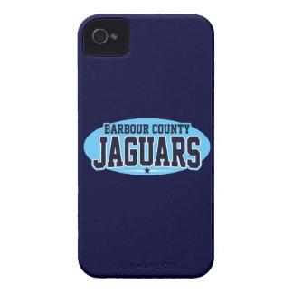 Barbour County High School Jaguars Blackberry Case