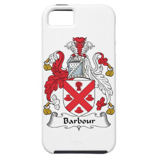 Barbour Family Crest iPhone 5 Case