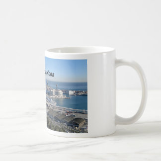 barcelona--aerial- view--[kan.k].JPG Coffee Mug