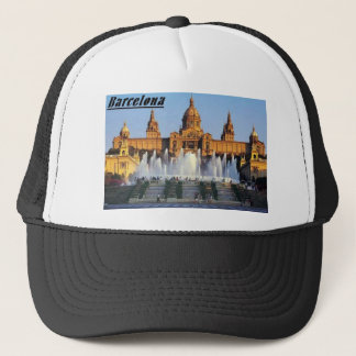 barcelona Angie.JPG Trucker Hat