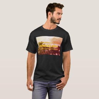 barcelona beach T-Shirt