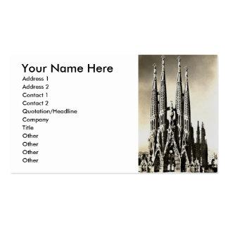 Barcelona Business Card
