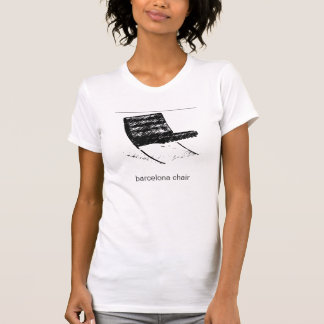 Barcelona Chair T-Shirt
