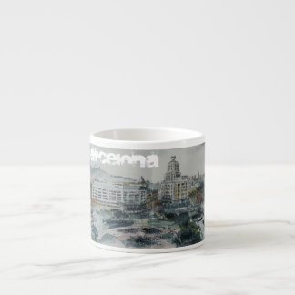 Barcelona espresso espresso cup