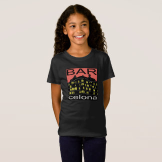 Barcelona Girl's Fine Shirt