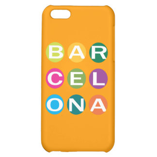 Barcelona iPhone Case iPhone 5C Cover