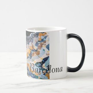Barcelona  magic mug