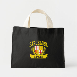 Barcelona Mini Tote Bag