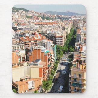 Barcelona Mouse Mat
