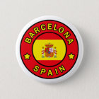 Barcelona Spain button