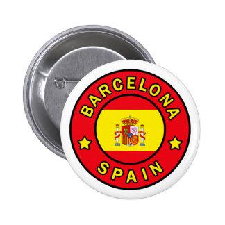 Barcelona Spain button