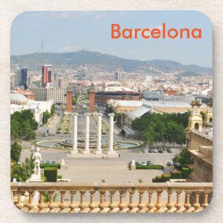 Barcelona, Spain Coaster