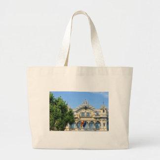Barcelona, Spain Large Tote Bag
