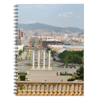 Barcelona, Spain Notebook