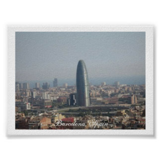 Barcelona, Spain - Photo Print