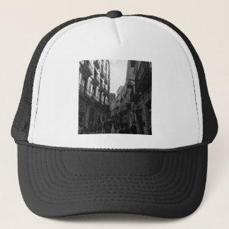 Barcelona Street Trucker Hat