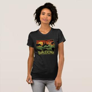 Barcelona Women's Alternative Apparel T-Shirt