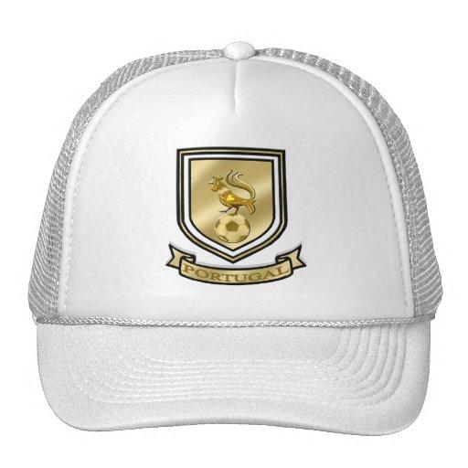 Barcelos Brasão de Portugal Hats