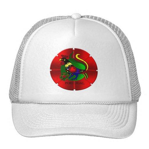 Barcelos Futebol - Por Tugas de Portugal Hat