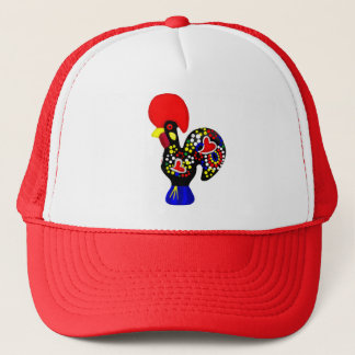 Barcelos Galo do Portugal por os portugueses Trucker Hat
