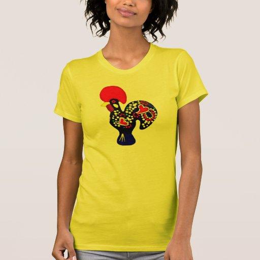 Barcelos Galo do Portugal por os portugueses T Shirt