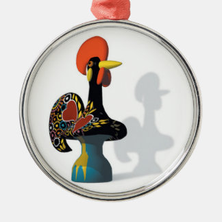Barcelos Rooster Ornament