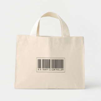 Barcode Air Traffic Controller Mini Tote Bag