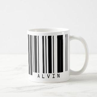 Barcode ALVIN Basic White Mug