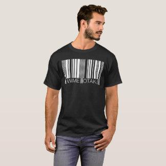 Barcode Anime Otaku T-Shirt