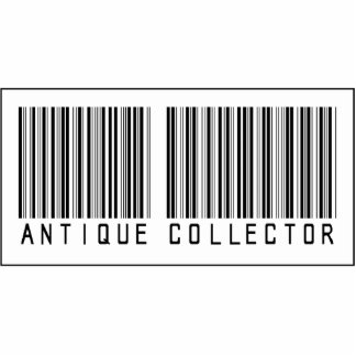 Barcode Antique Collector Photo Cut Outs