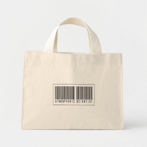 Barcode Atmospheric Scientist Bag
