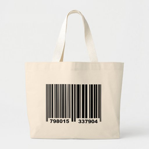 Barcode. Bags