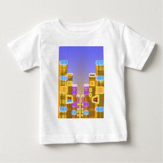 Barcode Boogie -Woogie Baby T-Shirt