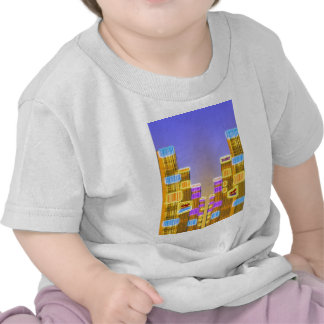 Barcode Boogie -Woogie Tee Shirts